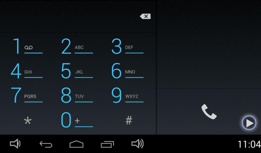 Меню Bluetooth